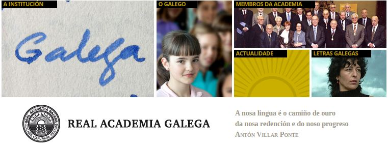 diccionario de la Real Academia Galega