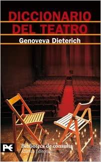 Diccionario del teatro (Genoveva DIeterich)