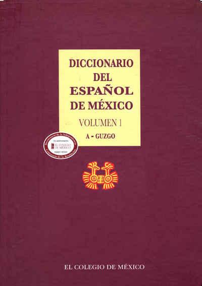 Diccionario Español de México