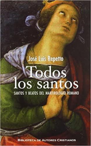Todos los santos, José Luis Repetto